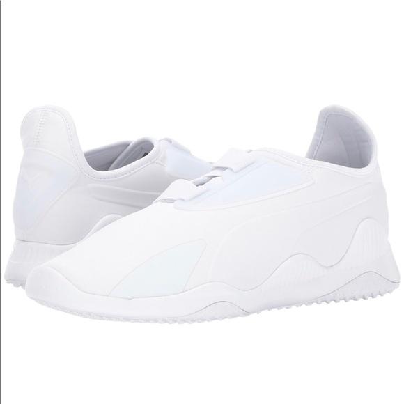 Brand New Puma Mostro Shoe White White 10.5 NWT